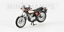 MINICHAMPS 1/12 YAMAHA SR 500 RED/WHITE 1998