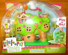 Lalaloopsy Tinies TREEHOUSE PLAYSET WITH BLOSSOM FLOWERPOT EXCLUSIV
