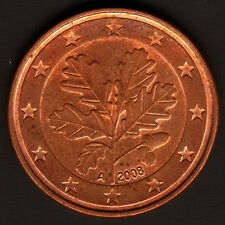 Germany 2008 A - 5 euro cent