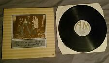The Six Wives of Henry VIII LP Rick Wakeman 1973 UK Pressing A & M Records album
