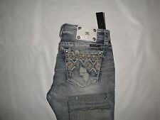 MISS ME Signature Rise Ankle Skinny Jeans NWT! Size 32