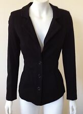 Wish Black Search Jacket - Blazer - Black Size 8 (XS) Hardly Worn