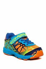 ASICS GEL-NOOSA TRI 9 RUNNING SHOES TODDLER SIZE 5 FLASH ORANGE NEW WITH BOX