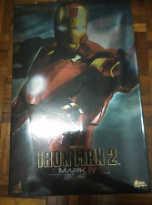 HOT TOYS 1/6 iron man 2 mark 4 iv MMS123 mint in box le moins cher sans fade (6th)