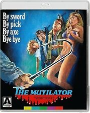 Mutilator - 2 DISC SET (2016, Blu-ray New)