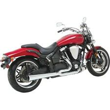Vance & Hines 2-Into-1 Pro Pipe HS Exhaust System YAMAHA Road Star Warrior 02-09
