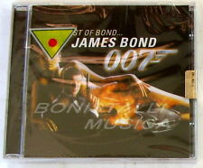 BEST OF BOND... THE JAMES BOND - SOUNDTRACK O.S.T. - CD Sigillato