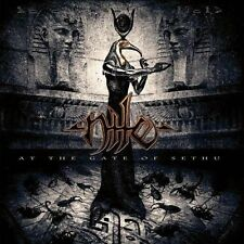 At the Gate of Sethu [Digipak] by Nile (CD, Jul-2012, Nuclear Blast)