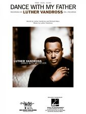 Dance with My Father Sheet Music Piano Vocal Luther Vandross NEW 000352658