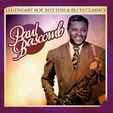 Legendary Bop Rhythm & Blues Classics: Paul Bascom - Paul Ba (2013, CD NEU) CD-R