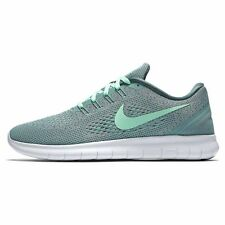 NIKE WOMEN'S FREE RN SHOES SIZE 11 cannon green glow hasta 831509 004