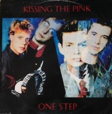"""Kissing The Pink One Step & Footsteps France 12"""""""