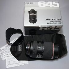 Pentax DA 645 HD 28-45mm F/4.5 ED AW SR Zoom Lens for 645D 645Z Camera