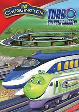 Chuggington: Turbo Charged Chugger 2015 by TCFHE/ANCHOR BAY/STARZ Ex-library