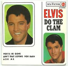 "Elvis Presley ""Do the clam"" PS EP from Spain."
