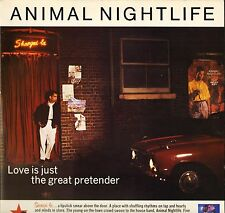 "ANIMAL NIGHTLIFE love is just the great pretender AN1 uk DOUBLE 12"" PS EX/EX"