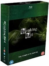 Breaking Bad: The Complete Series [Blu-ray] [UK Version Region Free]  + UV Code