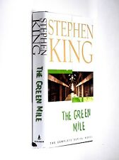 The Green Mile Hardcover by Stephen King BCE edition HCDJ Horror