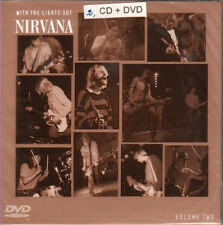 NIRVANA With The Lights Out Vol.2 2CD+DVD NTSC