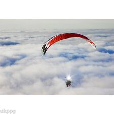 SKYFLAR Paramotor PPG Strobe Light  5 miles visibility !!! 50W 12V LED & BATTERY