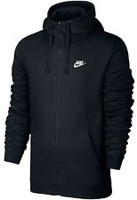 Nike Classic Winter Full Zip Fleece Hoodie Black Size 2XL NWT