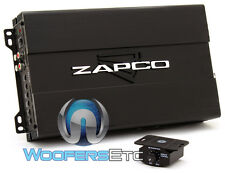 ZAPCO ST-850XM MONOBLOCK 850W RMS CLASS D SUBWOOFERS SPEAKERS BASS AMPLIFIER NEW