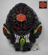 Mighty Max - Extinguishes the Fire Alien - Doom Zones - Bluebird Toys 1992 16