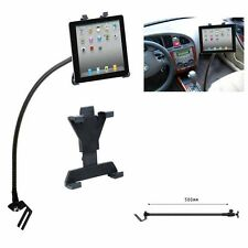 Car Floor Seat Gooseneck Mount Holder Bracket for iPad and 7-10.1 inch Tablet PC