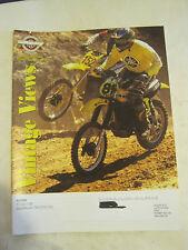 February 2006 issue 203 Vintage Views AHRMA Magazine  (BD-39)