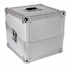 Zomo Recordcase SP-110 silber Plattenkoffer Vinyl LP Schallplatten Koffer Case