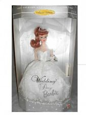 Wedding Day Barbie Red Hair 1960 Fashion and Doll Reproduction Collector Edition