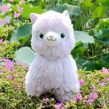 """Fresh"" Alpacasso Purple Alpaca 35cm Plush Amuse Arpakasso Fluffy Toy Gift"