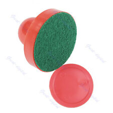 1pcs Mini 67mm Pusher Air Hockey Table Mallet Goalies And 1pcs 50mm Puck