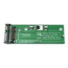 Apple Macbook Air SSD A1369 A1370 A1375 A1377 to  SATA 3.5 Convert Adapter Card