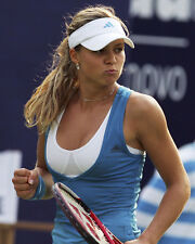 Maria Kirilenko Unsigned Tennis 8x10 Photo