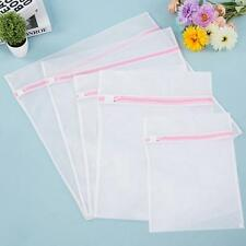 5x Delicates Laundry Bags Bra lingerie Protection Washing Drying Washing Bags1