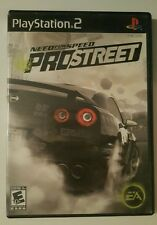 Need for Speed: ProStreet -  COMPLETE  (Sony PlayStation 2, 2007) PS2