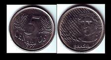 ★★ BRESIL ● 5 CENTAVOS 1997 ● E7 ★★