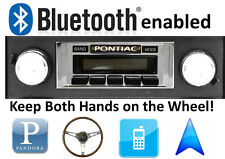 Bluetooth Enabled 70-76 Trans Am Formula 300* watt AM FM Stereo Radio iPod, USB
