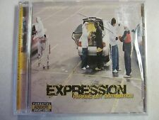 EXPRESSION PARKING LOT DISTRIBUTION NEW STILL SEALED 2004 CD