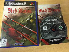 ps2 : RED BARON  baron rouge