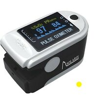 S10B Finger Pulse Oximeter with Waveform