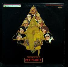 SOUNDTRACK agatha christie's death on the nile LP VG+ SW-11866 Vinyl 1978 Record