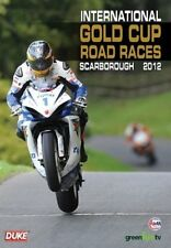 Scarborough International Gold Cup Road Races - Review 2012 (New DVD) Racing