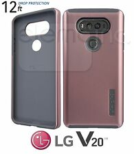 INCIPIO DualPRO 2 Layer Hard Shell Impact Shock Cover Case for LG V20 ROSE GOLD