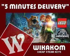 LEGO Jurassic World Steam Key PC Game Digital Download Code [EU/US/MULTI]