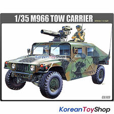 Academy 13250 1/35 Plastic Model Kit M966 Tow Missile Carrier / Made in Korea