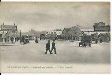 CPA-75 - XI Foire de Paris - Esplanade des invalides - L'Allée centrale