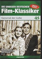 DVD: Karneval der Liebe (1942) - guter Zustand  (Johannes Heesters, Dora Komar)