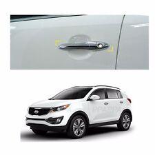 Chrome Handle Door Catch Molding Cover Garnish for Kia Sportage R 2012-2016